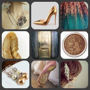 Gold & Bronze